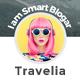 Travelia - Multi-Concept Blog And Portfolio WordPress Theme