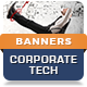 Corporate Technology Banners - HTML5 Ad Templates - CodeCanyon Item for Sale