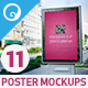 Poster Mockups - GraphicRiver Item for Sale