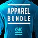 Apparel / Clothing Mock-up Bundle - GraphicRiver Item for Sale