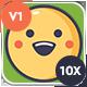 Animated Emojis V1 - VideoHive Item for Sale