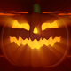 Halloween Pumpkins VJ Loop - VideoHive Item for Sale