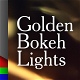 Bokeh Lights Golden Backgrounds - VideoHive Item for Sale