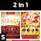 Grace Church Conference Flyer - GraphicRiver Item for Sale