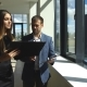Businessman Businesswoman Colleagues Office Concept - VideoHive Item for Sale