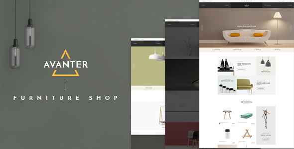 Avanter – WooCommerce Responsive WordPress Theme