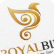 Royal Bird - Logo Template - GraphicRiver Item for Sale
