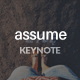 Assume Keynote Presentation - GraphicRiver Item for Sale