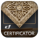 Certificator - GraphicRiver Item for Sale
