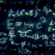 Mathematical Formulas Background - VideoHive Item for Sale