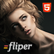 Photo Fullscreen Website Template - Fliper - ThemeForest Item for Sale