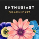 Watercolor Enthusiast Graphic Kit - GraphicRiver Item for Sale