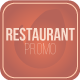 Restaurant Promo Template - VideoHive Item for Sale
