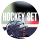 Hockey Set - VideoHive Item for Sale