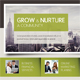 Corporate Business Postcard Template V12