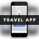 Travel App - GraphicRiver Item for Sale