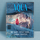 Aqua - Lifestyle Magazine - GraphicRiver Item for Sale