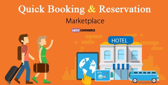 Woocommerce Hotel Reservation & Booking Marketplace - CodeCanyon Item for Sale
