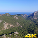 Green Mountains And Sea - VideoHive Item for Sale