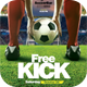 Free Kick Flyer Template - GraphicRiver Item for Sale