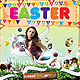 Easter Sunday Poster/Flyer Template - GraphicRiver Item for Sale