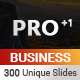 Pro Plus Business PowerPoint Presentation Template - GraphicRiver Item for Sale