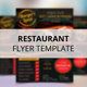 Burgaroo - Restaurant Flyer Template - GraphicRiver Item for Sale
