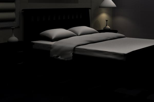 Realistic Bedroom design 183
