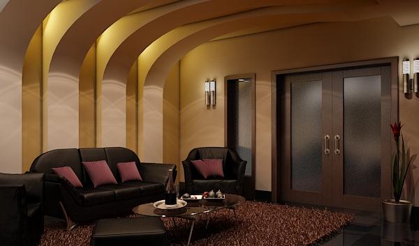 Luxury Living Room 185