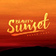 Beauty Sunset - GraphicRiver Item for Sale