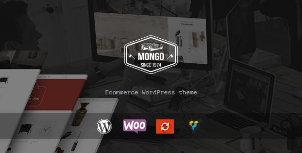 Mongo – Responsive Multipurpose WooCommerce Theme
