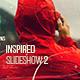Volumetric Inspired Slideshow - VideoHive Item for Sale