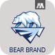Bear Brand Logo - GraphicRiver Item for Sale