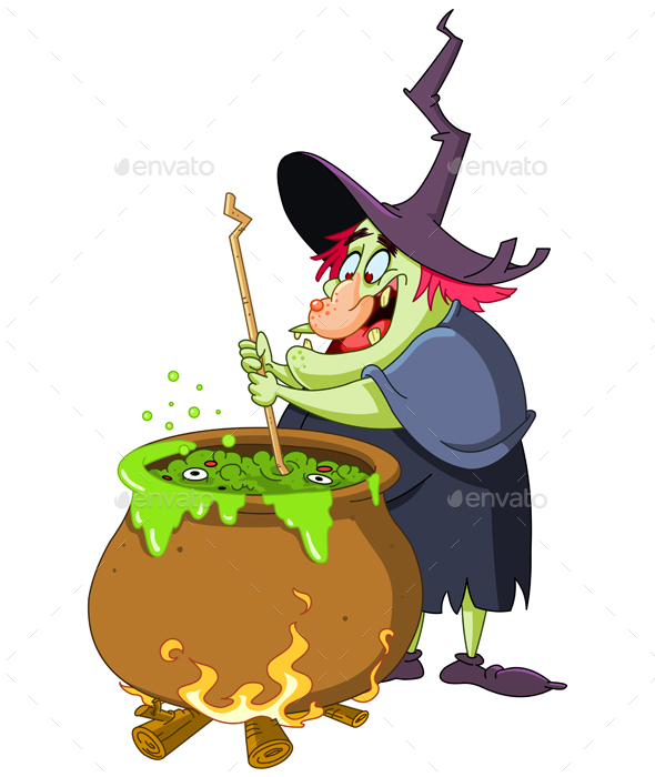 What S In The Witches Kitchen Powerpoint