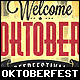 Vintage Oktoberfest Flyer - GraphicRiver Item for Sale
