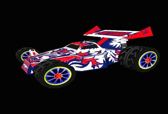 Car 9 - 3DOcean Item for Sale