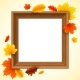 Autumn Picture Frame - GraphicRiver Item for Sale