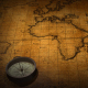 Old Map Indian Ocean - VideoHive Item for Sale