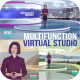 Multifunction virtual studio - VideoHive Item for Sale