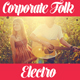 Upbeat Corporate Folk Electro