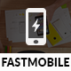 Fast Mobile | Mobile Template - ThemeForest Item for Sale