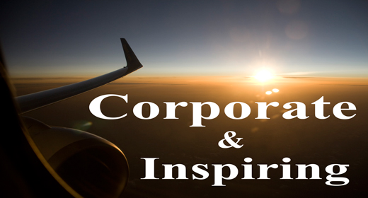 Corporate And Inspiring
