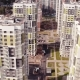 Flying Above Multi-storey Unfinished Building - VideoHive Item for Sale