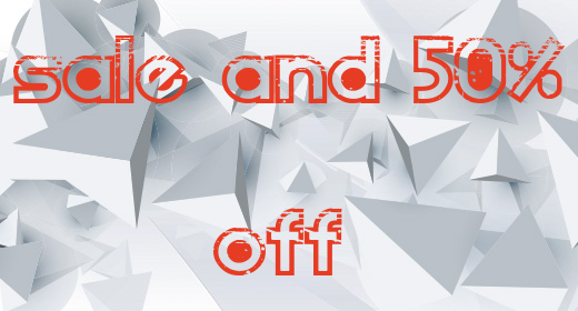 Sale And 50% Off