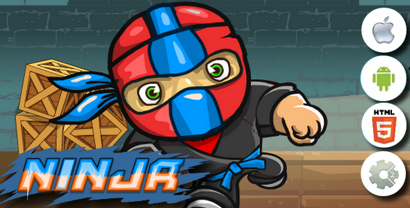 Ninja- HTML5_capx - CodeCanyon Item for Sale