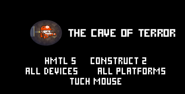 The cave of terror-HTML5_capx - CodeCanyon Item for Sale