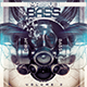 Massive Bass CD/DVD Template - GraphicRiver Item for Sale
