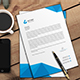Professional Letterhead - GraphicRiver Item for Sale
