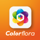 Colorflora Logo - GraphicRiver Item for Sale