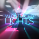 VJ Distorted Lights (4K Set 1)
